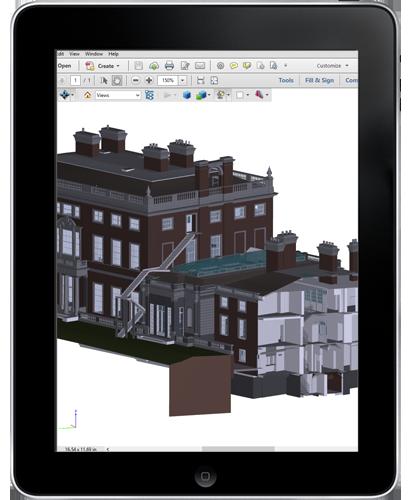 ipad 3d pdf
